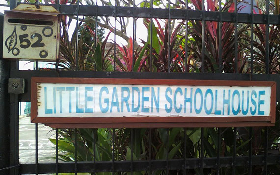 Little Garden SchoolHouse